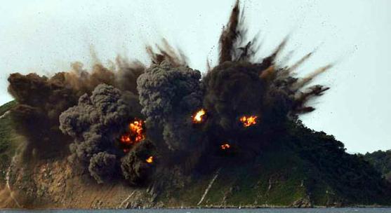 Kim Jong Un supervises simulation of attack on South Korean islands