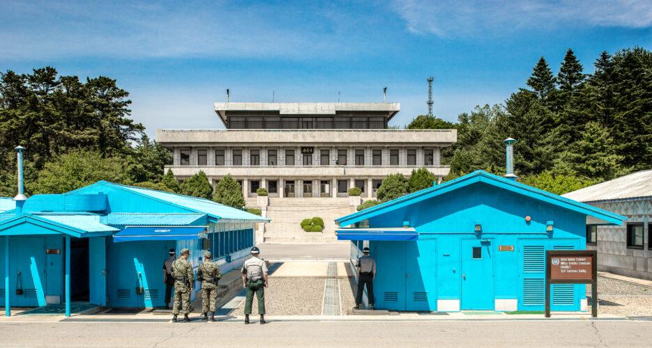South Korean presidential office denies claims of crisis on Korean peninsula