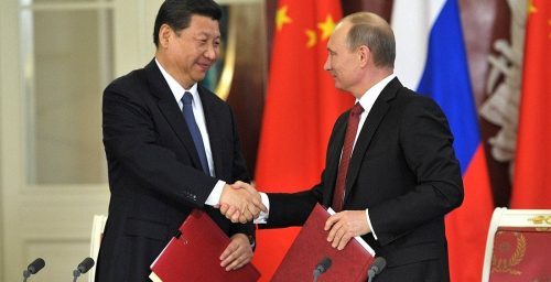 """Moscow, Beijing """"revised"""" tough sanctions proposed by U.S.: Russian FM"""