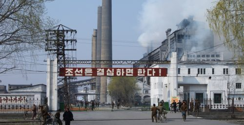Light industry production in Kaesong up by 120%: North Korean media