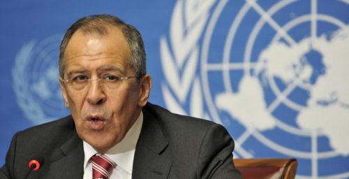 """""""We don't doubt"""" that U.S. could destroy North Korea: Russian foreign minister"""