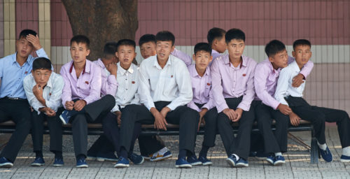What do the two Koreas mean to third-country born children?
