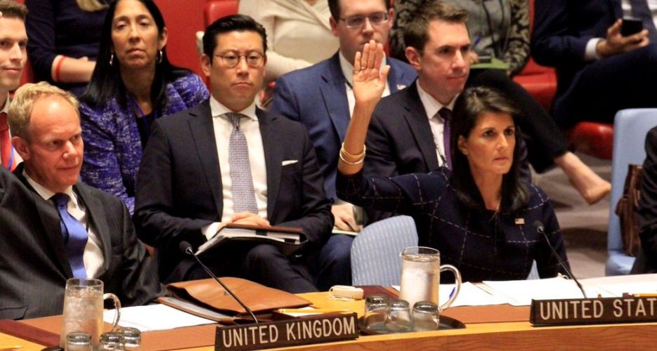 United Nations Security Council approves new North Korea sanctions