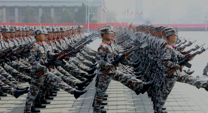 "A brief history of ""declarations of war"" against North Korea"