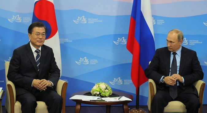 Oil embargo of North Korea would hurt civilians, says Putin