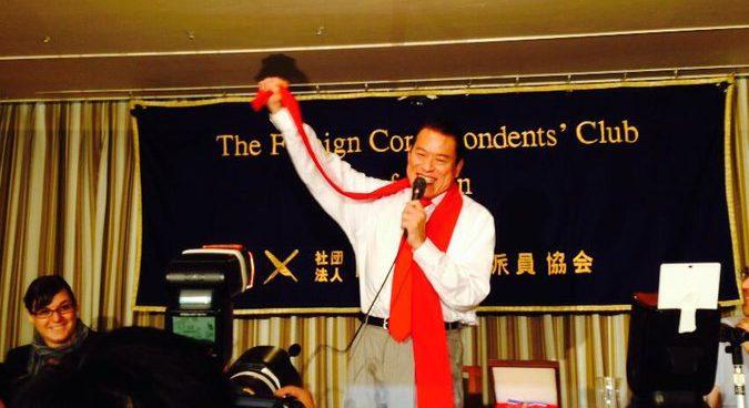 Professional wrestler-turned-politician Antonio Inoki to return to North Korea