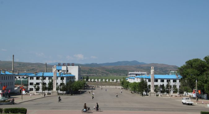 The Hoeryong model: how a sleepy N. Korean town experienced an economic boom