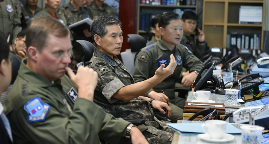 South Korea, U.S. to develop new joint wartime operational plans: JCS
