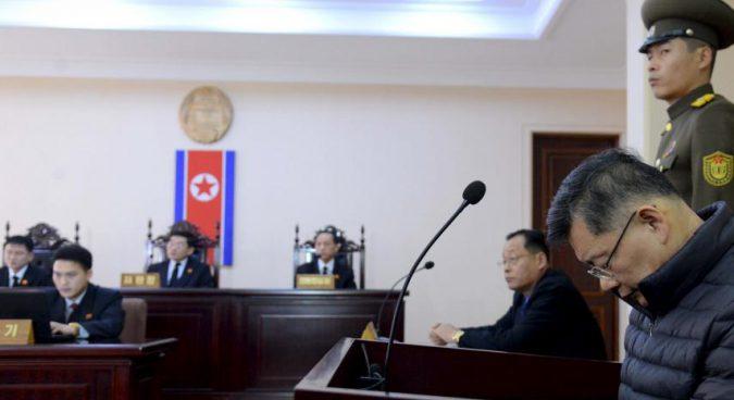 Behind bars in North Korea: Pastor Lim's long, dark night of the soul