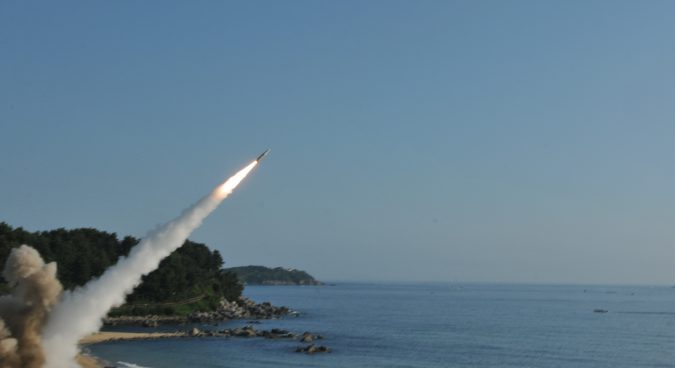S. Korea launched three missiles minutes after N. Korean ICBM launch