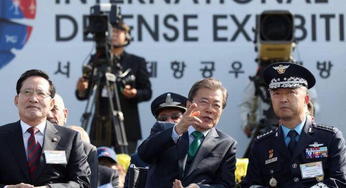 Why a breakout of war on the peninsula is the least of South Korea's worries