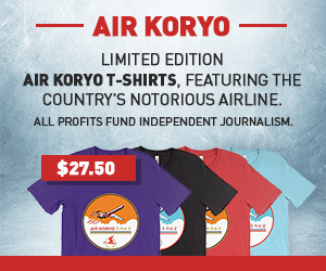 Air Koryo T-Shirts