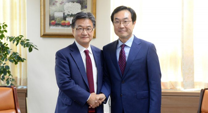 "U.S. has received ""no signal"" that North Korea is seeking dialogue: Yun"
