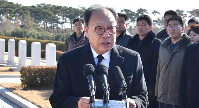 Seoul approves visit by South Korean to Pyongyang: MOU