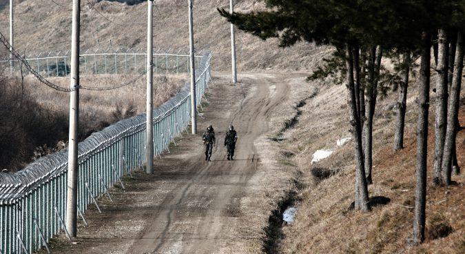 Seoul confirms U.S. citizen arrested attempting defection to North Korea