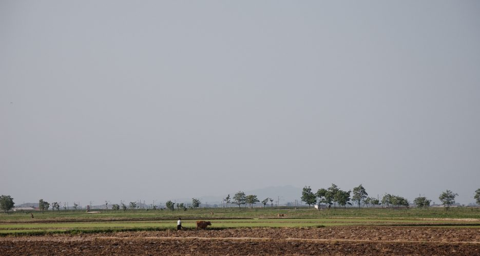 North Korea will overcome sanctions through farming, state media says