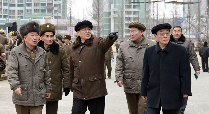 The true story of Pak Pong Ju: a mission of radical reform