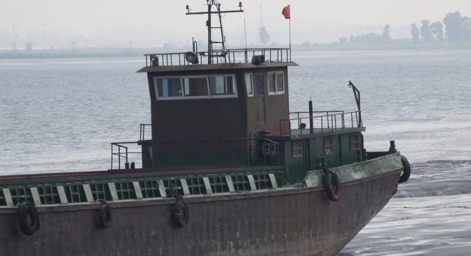 Port safety inspections of North Korean ships fall in 2017: data