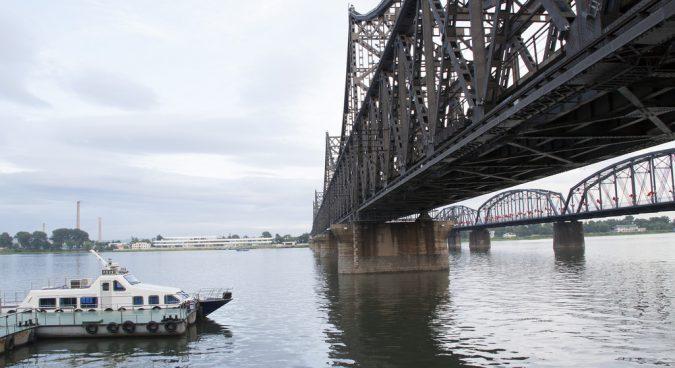 Beyond the bridges of Dandong: politics, corruption, and sanctions enforcement