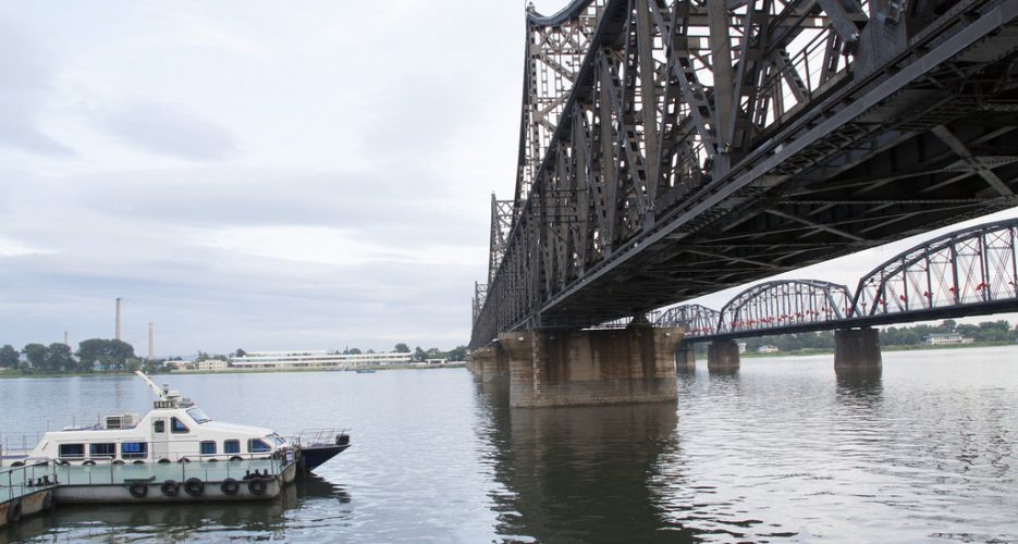 Beyond the bridges of Dandong: politics, corruption, and sanctions enforcement