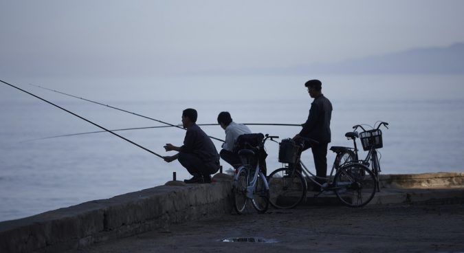How to get rich in the North Korean fishing industry