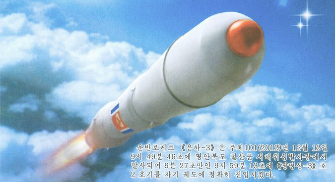 North Korean plans for two new satellite types revealed