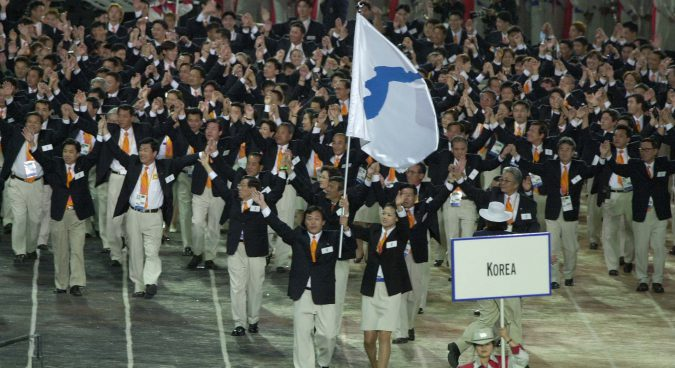 Two Koreas to march under unified flag at PyeongChang opening ceremony