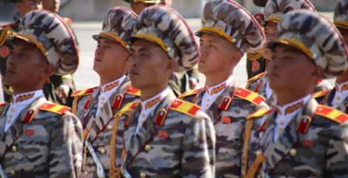 "North Korea warns U.S. military could ""disrupt"" ongoing inter-Korean talks"
