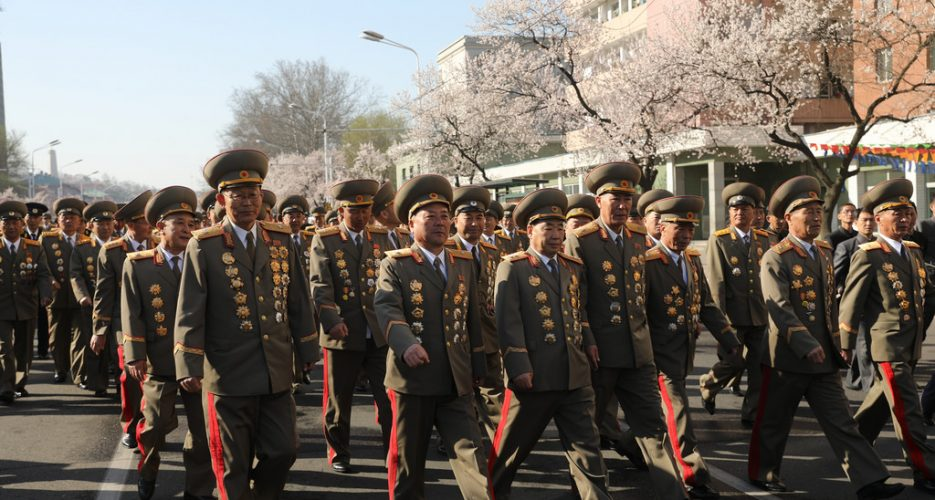 """North Korea to mark """"Army-Building Day"""" on February 8: state media"""