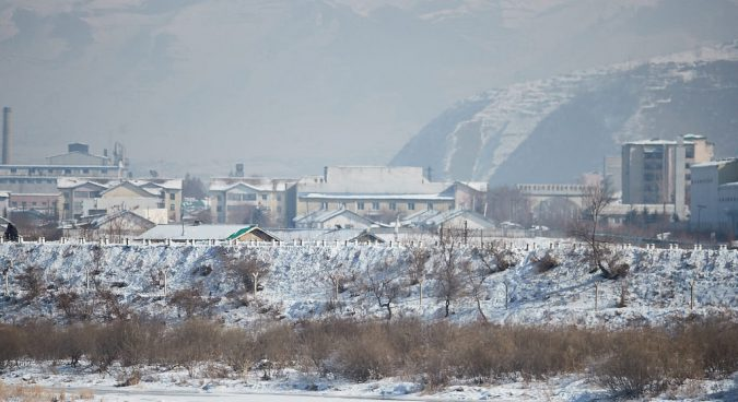 The Kanggye explosion: a man-made disaster in North Korea