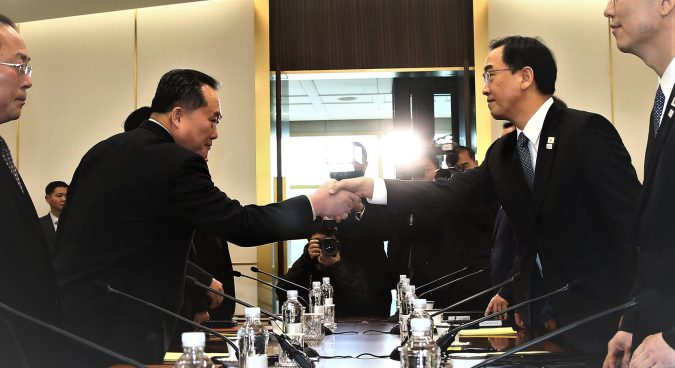 "Seoul to ""regularize"" high-level inter-Korean talks, boost civilian exchanges"