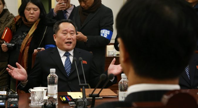 No further inter-Korean meetings until issues resolved: DPRK official