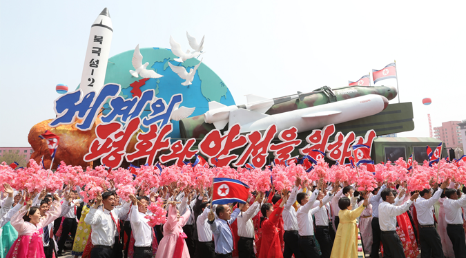 North Korea to host military events, possible parade, on eve of Winter Olympics