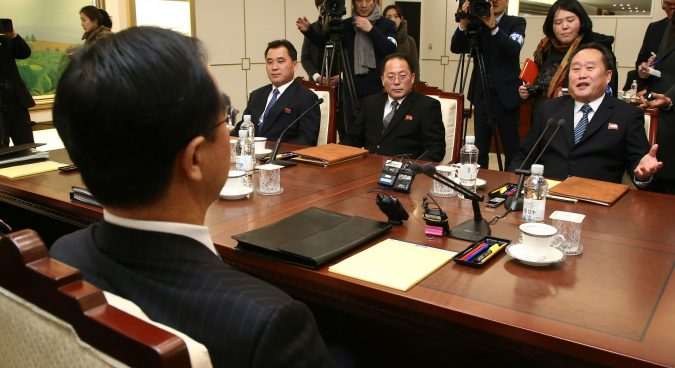 "North Korea hopes to achieve ""precious results"" in inter-Korean talks: Ri"
