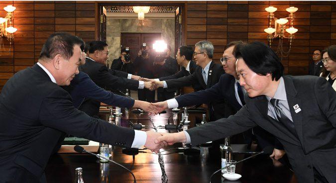 Peace Olympics? Inter-Korean rapprochement at PyeongChang – NKNews Podcast ep. 4