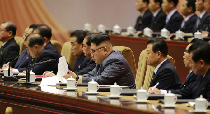 UNSC sanctions won't change Kim Jong Un's strategic calculus: ROK expert