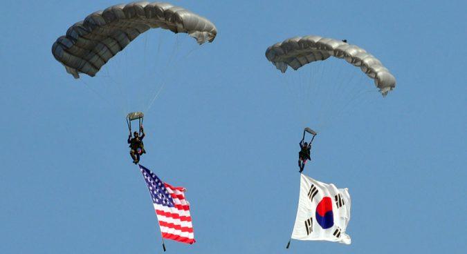 "Pyongyang will use Olympics to ""weaken"" ROK-U.S. alliance: South Korean MND"