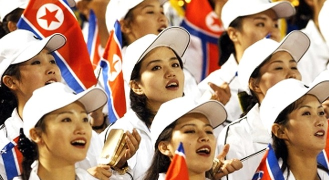 North Korea to send 230-member cheering squad to 2018 Winter Olympics