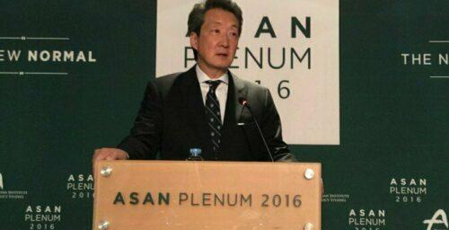 Victor Cha dropped as U.S. pick for ambassador to South Korea