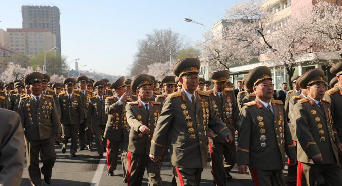 The unusual history of North Korea's military foundation day