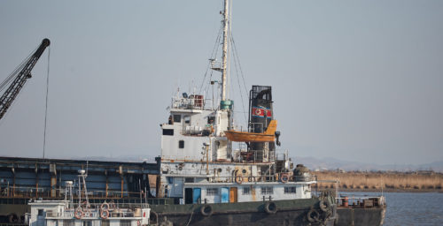Reported North Korean ship deficiencies doubled in January: Tokyo MOU