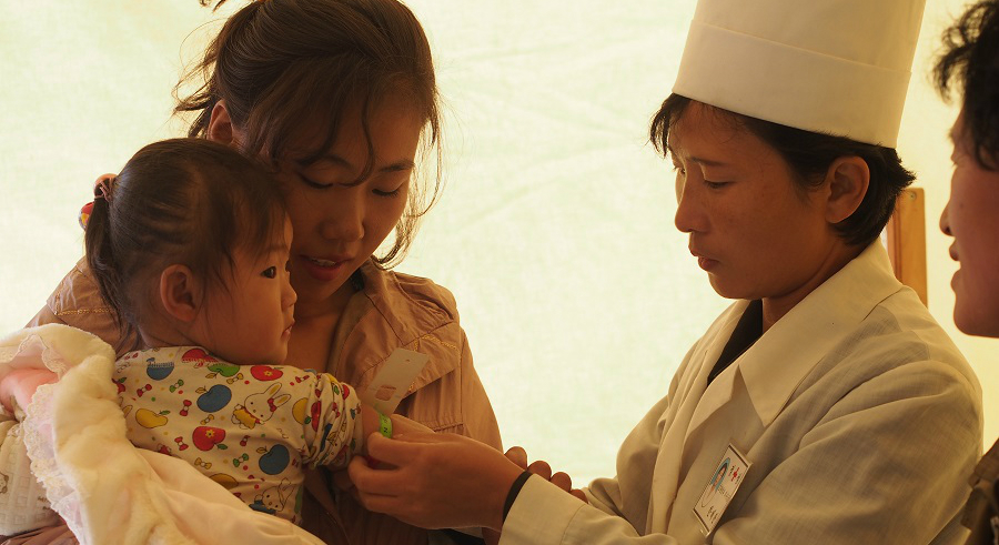 """North Korea hit by """"rapidly developing"""" flu outbreak: IFRC"""
