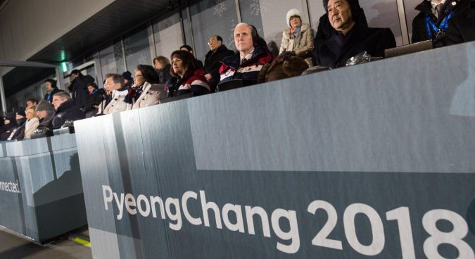 N. Korea canceled possible meeting with Mike Pence during Olympics: State Dept
