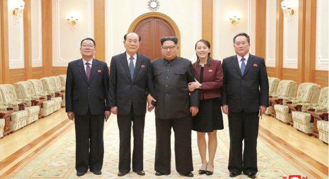 "Kim Jong Un calls for new ""practical measures"" to improve inter-Korean relations"