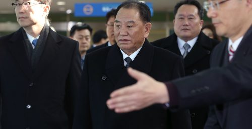 North Korea could reverse suspension of military action against South: official