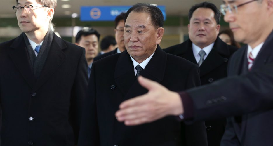 Senior North Korean official Kim Yong Chol headed to U.S. for talks: Yonhap