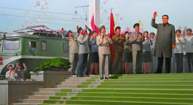 Toil by day, study at night: work-life balance in Kim Il Sung's North Korea