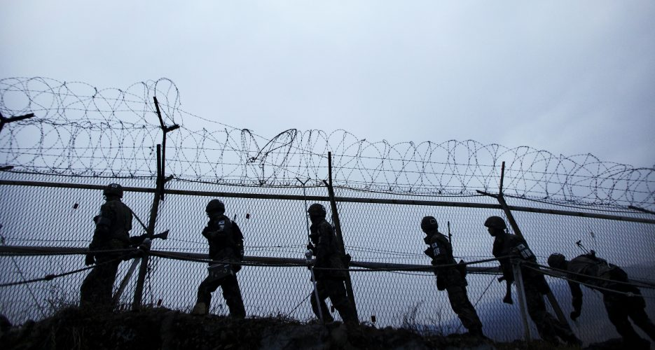 South Korea captures North Korean man who crossed border, issues military alert
