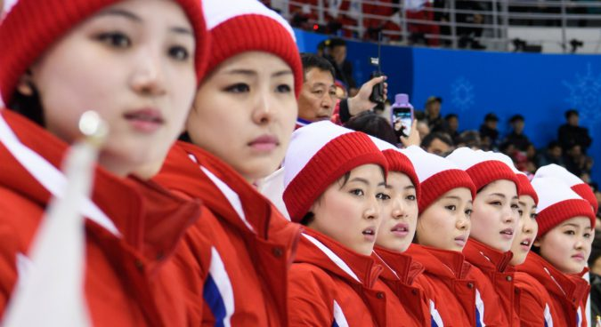 Seoul approves USD$2.64 million budget for N. Korean Olympic participation