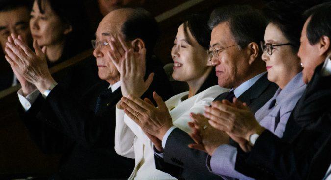 "Delegation visit shows N. Korea can take ""drastic"" steps to improve relations: MOU"